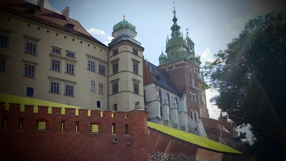 Cracow - Historic Polish Capital Tour from Warsaw. Photo: Wawel Royal Castle in Cracow