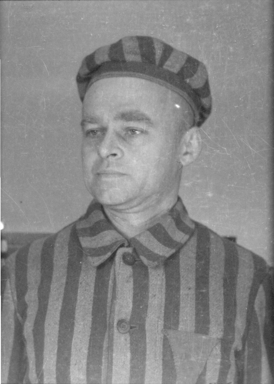 Witold Pilecki, zdjęcie z Auschwitz