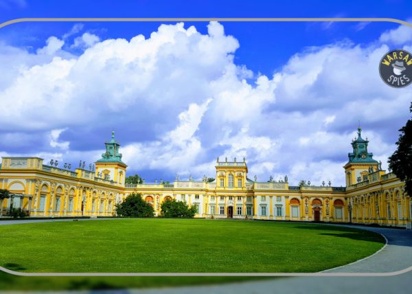Warsaw, the Wilanów Palace